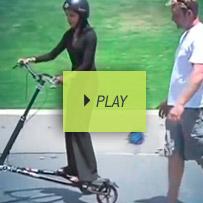Trikke Fitness in So Cal