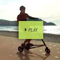 Trikke Experience by Dany